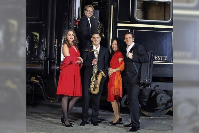 Alliage Quintett: Eine musikalische Reise durch Russland