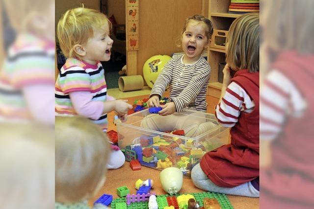 Kindergartenlandschaft im Wandel