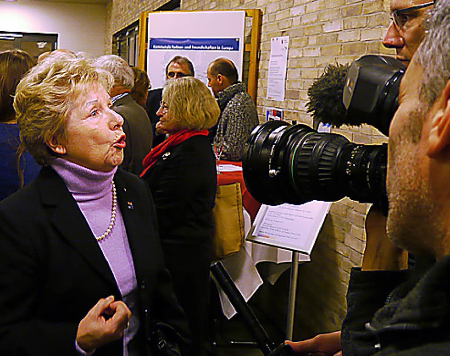 50 Jahre Elysee-Vertrag: Feier im Landratsamt  | Foto: Patrik Müller