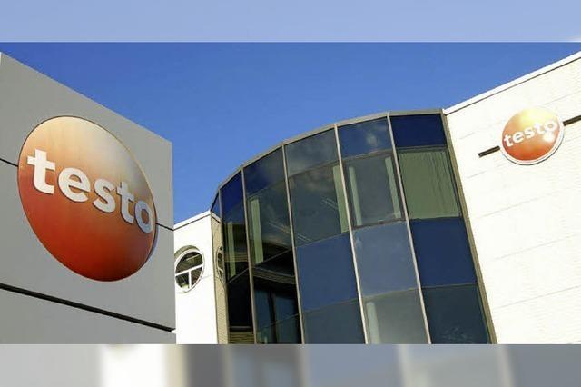 Testo investiert in Kirchzarten sechs Millionen Euro