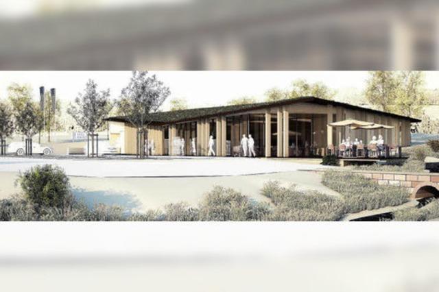 Bebauungsplan für neuen Lebensmittelmarkt in St. Peter steht