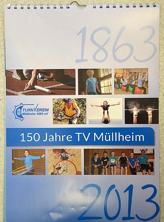 Chronik in Kalenderform – der TV...m Lauf seines 150-jährigen Bestehens.   | Foto: Babeck-Reinsch