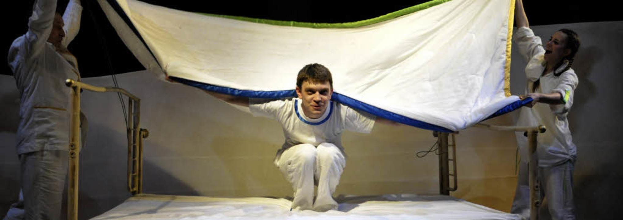 und über uns die Sterne russisches Theater beim Festival von Baal novo    Foto: PR