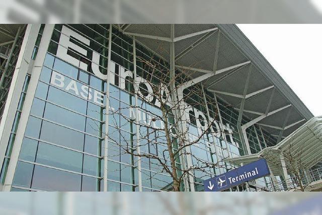 Euro-Airport weiter im Steigflug