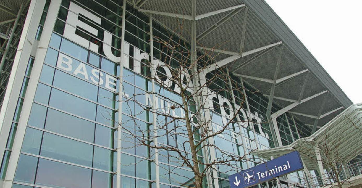 Der Aufstieg bei den Passagierzahlen s... Bereiche des Flughafens übergreifen.   | Foto: A. Mahro