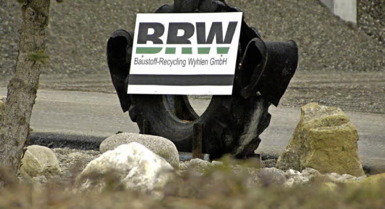 BRW sieht sich zu Unrecht an den Pranger gestellt.   | Foto: Ralf H. Dorweiler