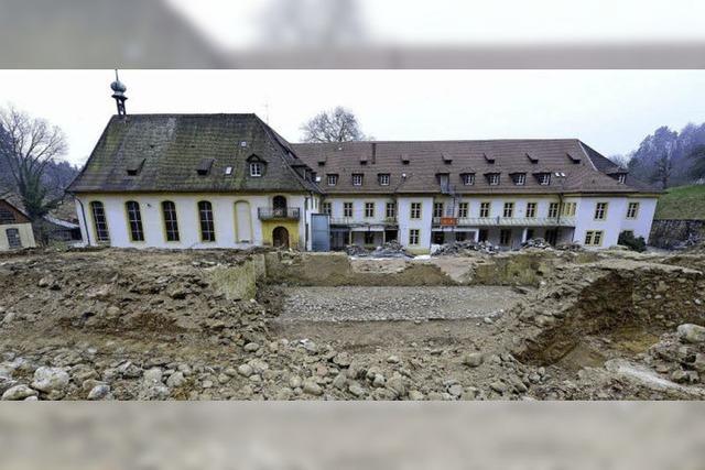 Archäologen finden Gräber, wo eigentlich keine sein durften