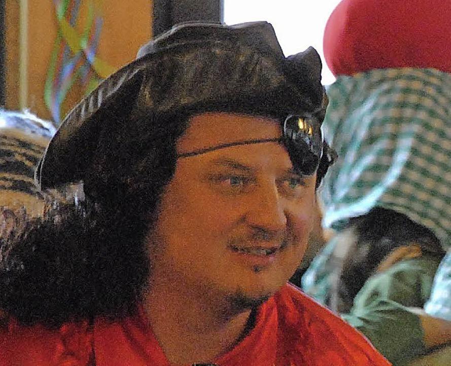 "Bei  der Entmachtung 2012:  ""Pirat"" Schmidle   | Foto: Fautz"