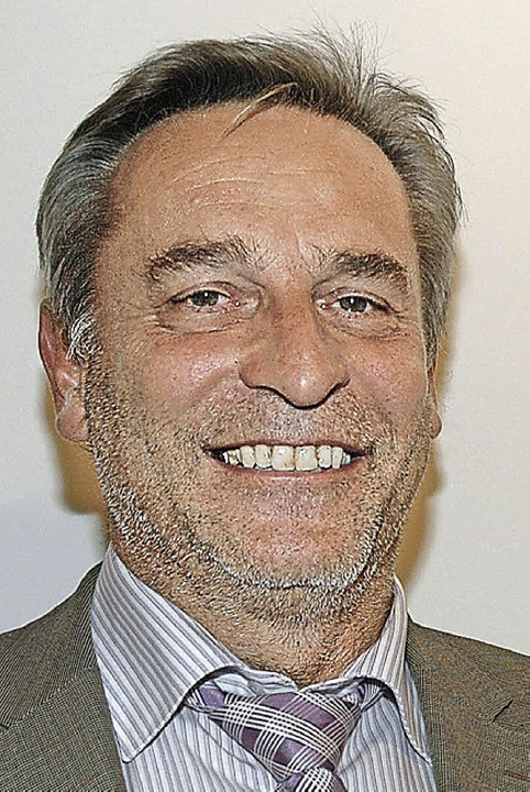 Ihre Amtszeit als Rathauschef läuft in...euried) und Wolfgang G. Müller (Lahr).  | Foto: bz/tebbel