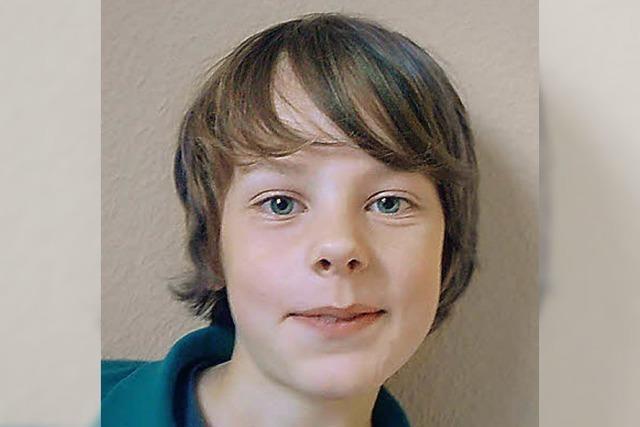 FRAGEBOGEN: Aaron, 9 Jahre, Ehrenkirchen