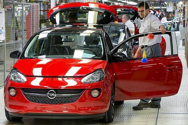 Neues Modell: Adam soll Opels Krise beenden