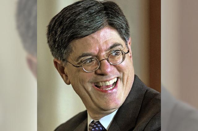 Jacob Lew soll Finanzminister in den USA werden