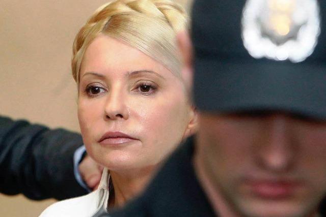 Angebliche Mails sollen Timoschenko kompromittieren