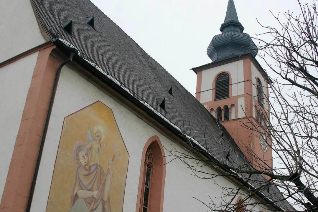Kippenheim – im Bild die evangel...1; wird in diesem Jahr 1250 Jahre alt.  | Foto: Heidi Foessel
