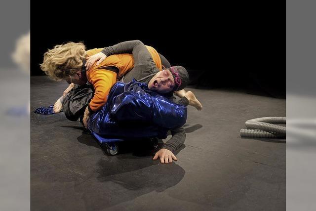 Théâtre de la Grenouille spielt das Stück