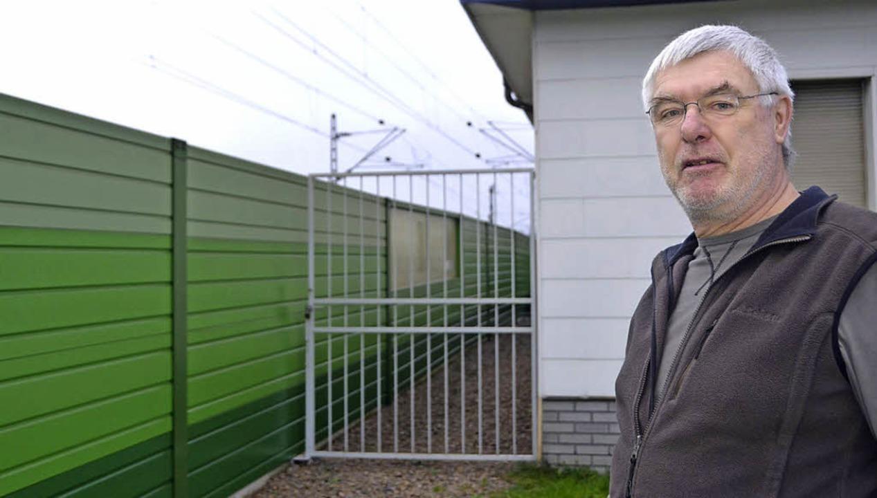 "Michael Slabi aus Efringen-Kirchen: &#...zember hier wesentlich  erhöht"".  | Foto: Langelott"