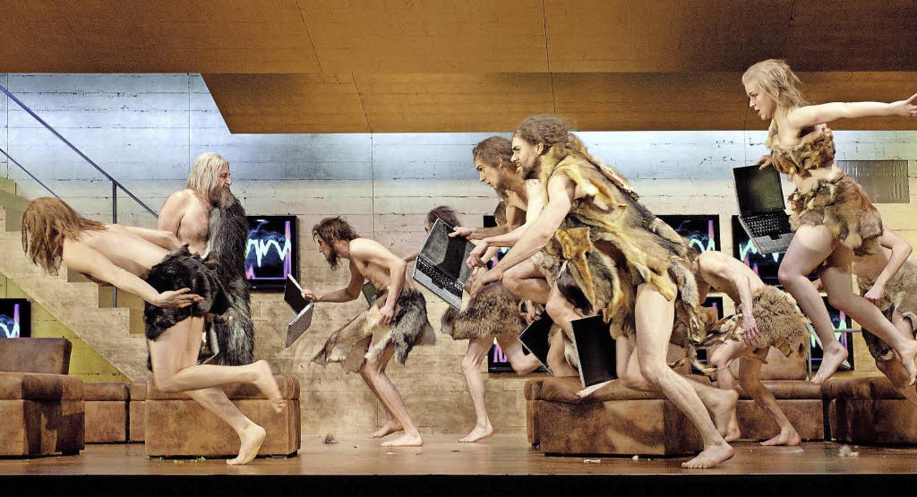 Theater Basel: Angst  | Foto: Judith Schlosser