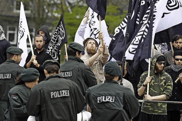 Radikale Salafisten haben weiter Zulauf