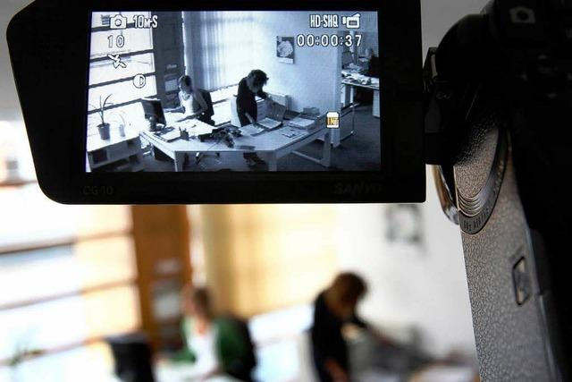 Geheime Videoüberwachung am Arbeitsplatz wird verboten