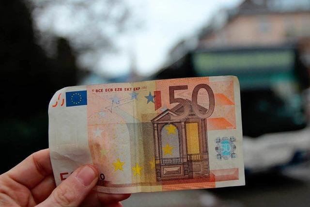 Ticketkauf mit 50-Euro-Schein – Busfahrer patzen im Praxistest