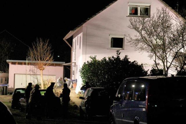 Beziehungstat in Bad Krozingen: Verdächtiger ist gefasst
