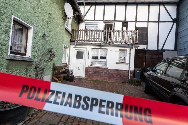 Drei Tote nach Familienstreit im Westerwald