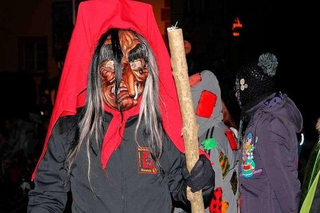 Hexentreiben in der Nacht
