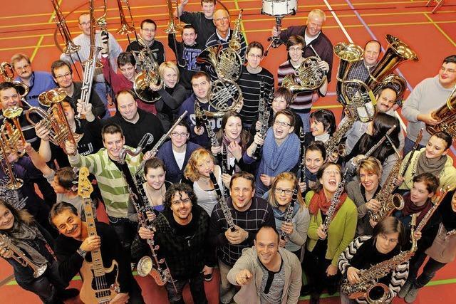 Jahreskonzert des Musikvereins Auggen