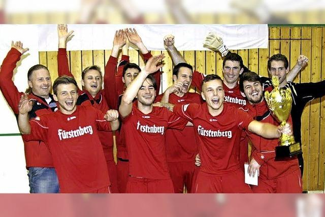 Bahlinger SC verteidigt den Pokal