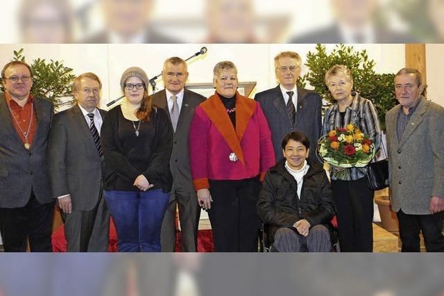 Fast ganz Altdorf will ein Dorffest
