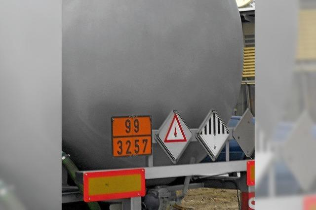 Chemie-Recycler will nach Grenzach-Wyhlen - und löst Debatte aus
