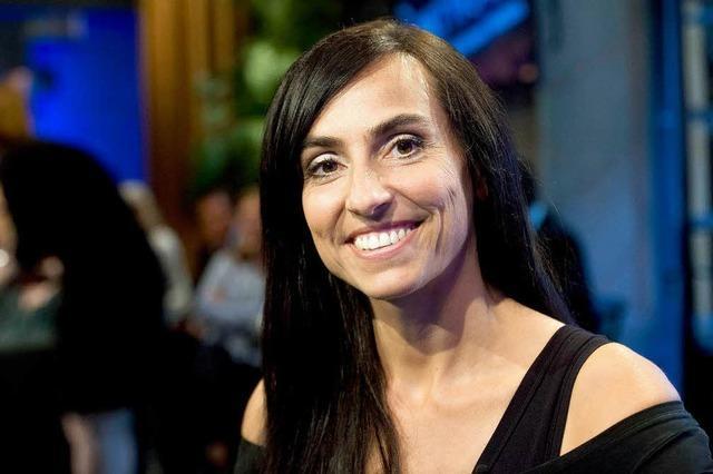 Katia Saalfrank kehrt auf den Bildschirm zurück