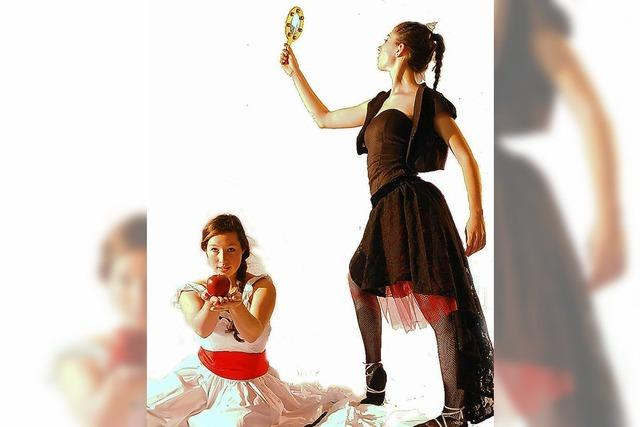 AB FREITAG: TANZ: Märchenhaftes Tanztheater