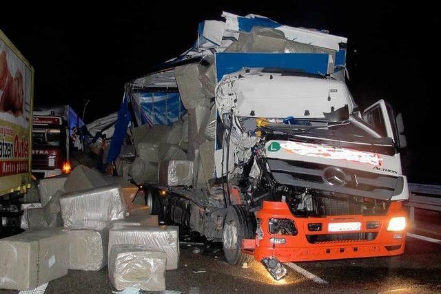 Schutzengel in Höchstform – Fahrer bleiben unverletzt