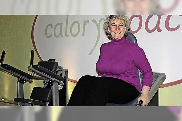 Fitness und gesunde Ernährung