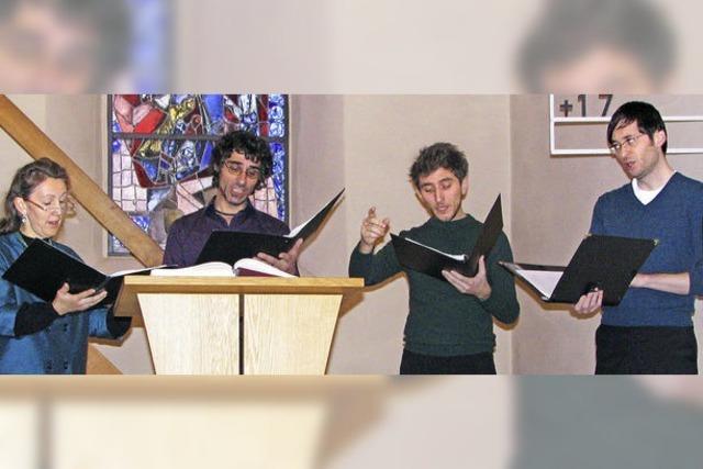 Die Kirchenfusion im gemeinsamen Gottesdienst vollzogen