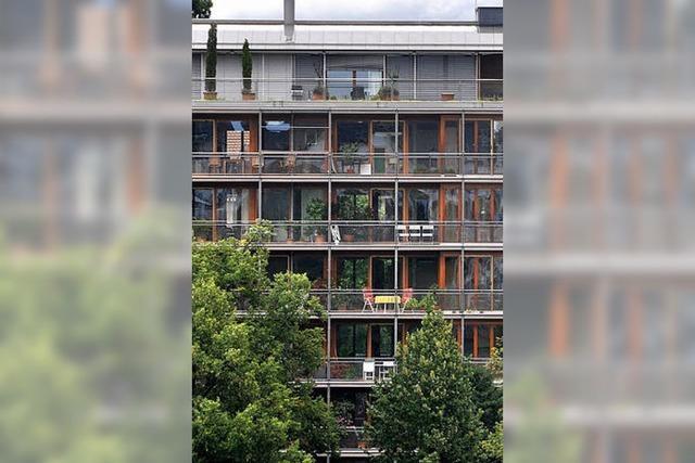 Basel meldet überdurchschnittlichen Wohnungsbau