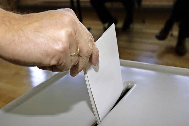 Gemeinderat will anderes Wahlsystem