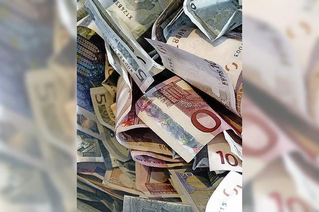 Ibach hat 2013 mehr Geld zur Verfügung
