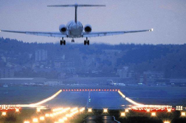 Mehr Passagiere, weniger Flüge