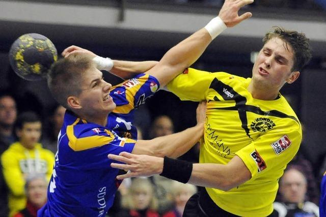 Alex Moser verlässt Teningen