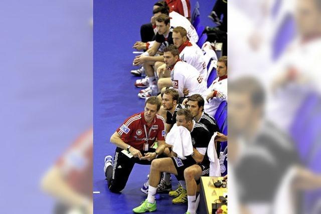 Deutsches Team ist dem Achtelfinale ganz nah