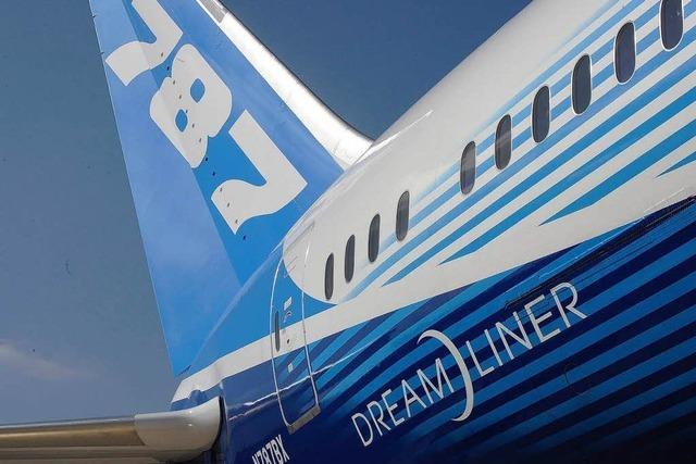 Dreamliner macht weiter Probleme - Notlandung in Japan
