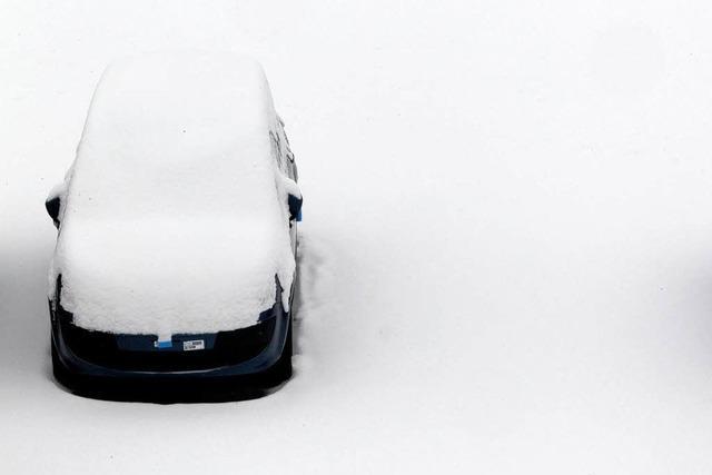 Der Winter kehrt in die Ortenau zurück – Bundesstraße 28 ist wieder befahrbar