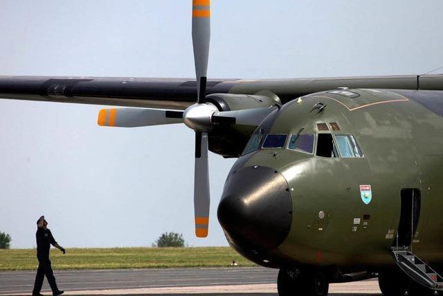 Deutschland beteiligt sich an Mali-Einsatz mit zwei Maschinen