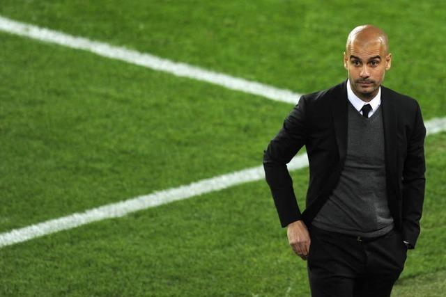 Der Deal ist perfekt: Guardiola kommt zum FC Bayern
