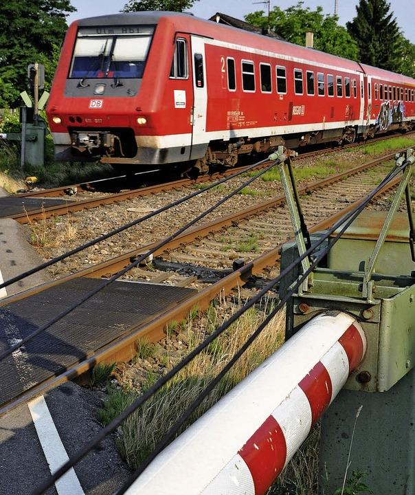 Die Hochrheinstrecke ist eine der letzten Dieselinseln.  | Foto: Gramespacher