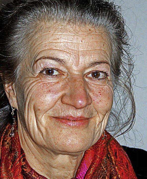 Christa Senger-Vollstedt  | Foto: Sabine Model