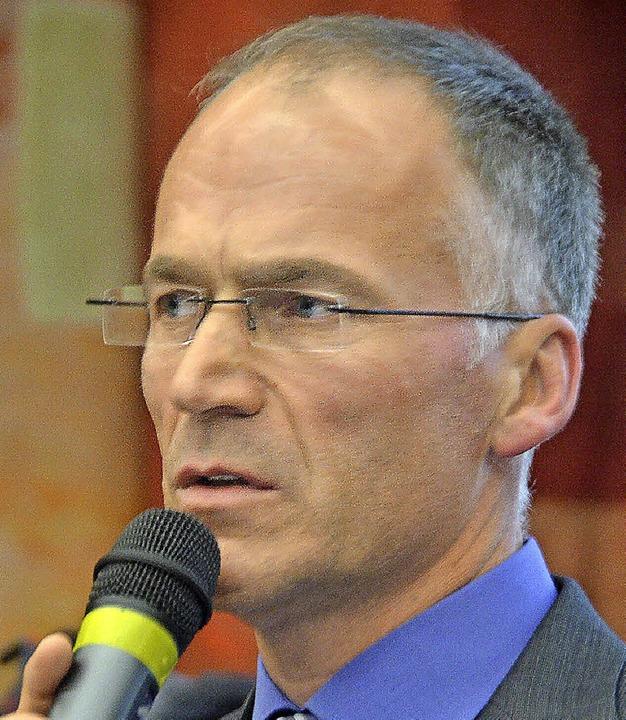 Jörg Wellenbüscher  | Foto: Ralf H. Dorweiler