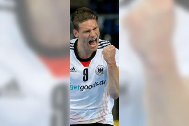 Deutschlands Handballer im Viertelfinale der WM
